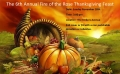 The 6th Annual Fire of the Rose Thanksgiving Feast