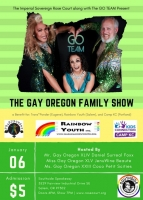 The Gay Oregon Family Show